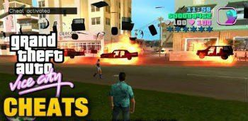 GTA Vice City Cheater
