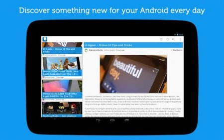 Drippler - Top Android Tips