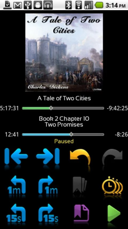 Ambling BookPlayer 2.13