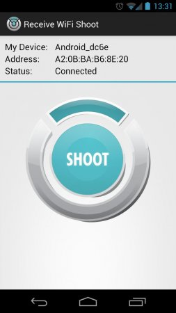 WiFi Shoot! WiFi Direct 1.1.2
