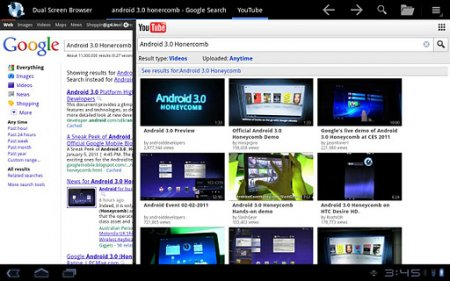 Dual Screen Browser 2.1