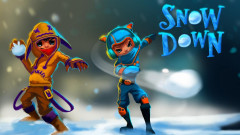 Snowdown Winter Edition 3D Скриншот