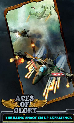 Gunship Shooter of Glory 2014 Скриншот