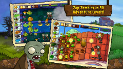 Plants vs. Zombies Скриншот