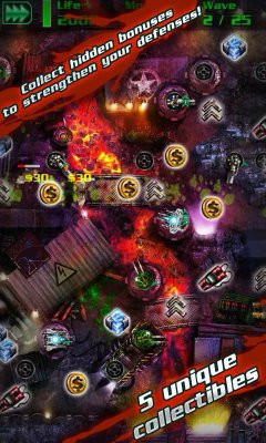 GRave Defense HD v1.15.2 Скриншот
