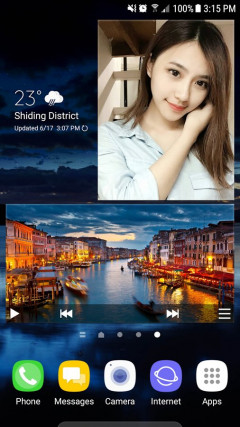 Animated Photo Frame Widget + Скриншот
