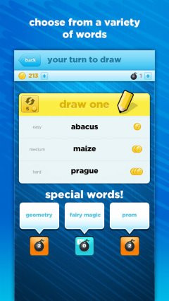 Draw Something Скриншот