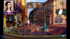 Broken Sword: Director's Cut Скриншот