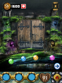 100 Doors Legends HD Скриншот