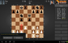 SparkChess HD Скриншот