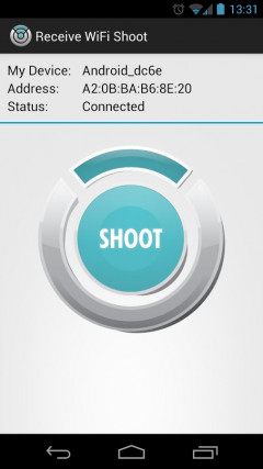 WiFi Shoot! WiFi Direct 1.1.2 Скриншот