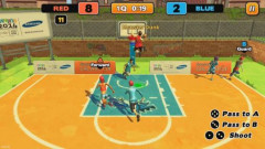Street Dunk 3 on 3 Basketball Скриншот