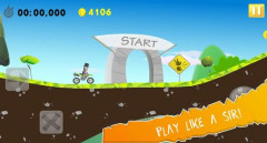 Crashtest hero: Motocross Скриншот
