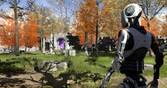 THE TALOS PRINCIPLE Скриншот