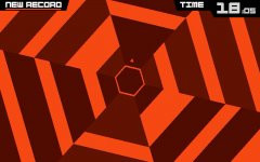 Super Hexagon v 1.0.7 Скриншот