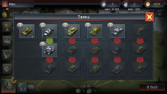 War Thunder: Conflicts Скриншот