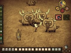 Don't Starve: Pocket Edition Скриншот