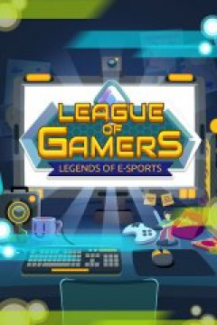 League of Gamers Скриншот