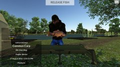 Carp Fishing Simulator Скриншот