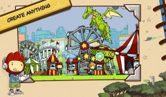 Scribblenauts Unlimited Скриншот
