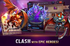 Clash of Lords 2 Скриншот