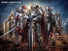 King of Avalon Скриншот