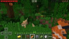 Minecraft Pocket Edition 0.7.1 Скриншот