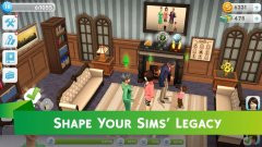 The Sims Скриншот