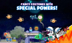 Ghost Toasters Regular Show Скриншот