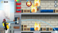 LEGO® City Fire Hose Frenzy Скриншот