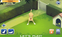 Clickety Dog: Pet School Скриншот
