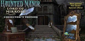 Haunted Manor: Mirrors CE