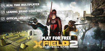 XField Paintball 2