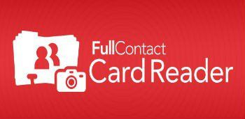 FullContact Card Reader