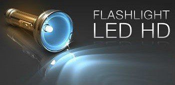 LED фонарик HD - Flashlight