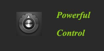 Powerful Control