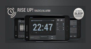 Rise Up! Radio / Alarm Clock