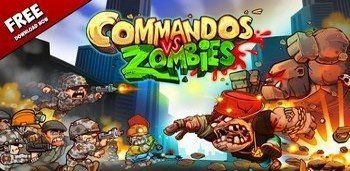 Commando Vs Zombies