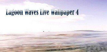 Lagoon Waves Live Wallpaper 4