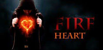 Fire Heart Live Wallpaper