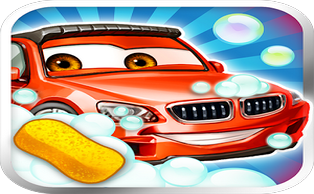 Car Wash 2 - Kids game