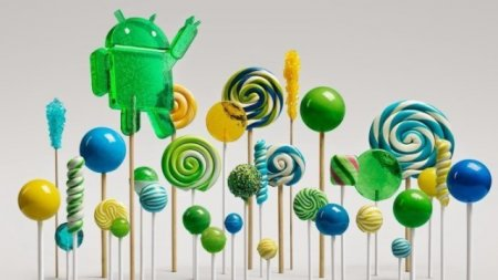 Обои android 5.0 lollipop