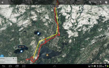 Gaia GPS - Topos and Tracking 3.2.2