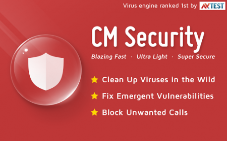 CM Security - FREE Antivirus 1.8.4