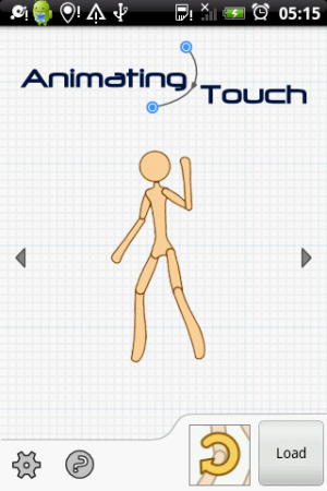Animating Touch 1.9.37