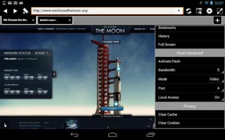 Photon Flash Player & Browser 1.9