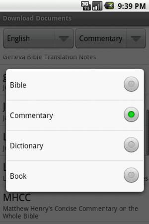And Bible 2.0.1