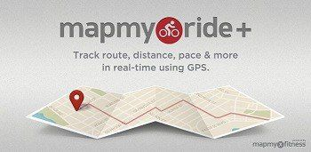 Map My Ride+ GPS Cycling