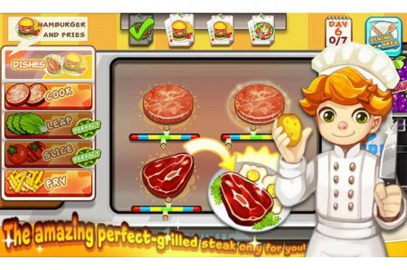 Cooking Tycoon