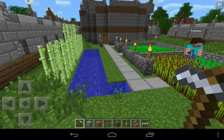 Minecraft Pocket Edition 0.11.0